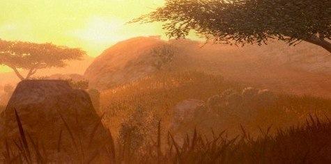 Far Cry 2's Africa