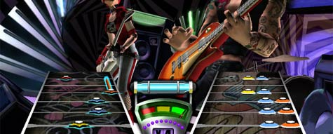 Guitar Hero II screengrab