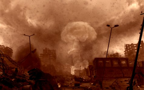The nuke in Call of Duty 4