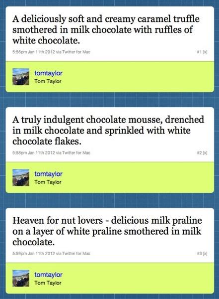 Tt tweets